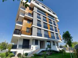 Квартиры в Хурме, Коньяалты от надежного застройщика  в комплексе с бассейном - 31266 | Tolerance Homes