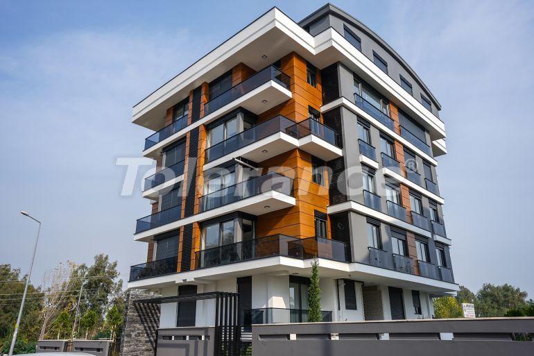 Квартиры в Хурме, Коньяалты от надежного застройщика  в комплексе с бассейном - 32306   Tolerance Homes