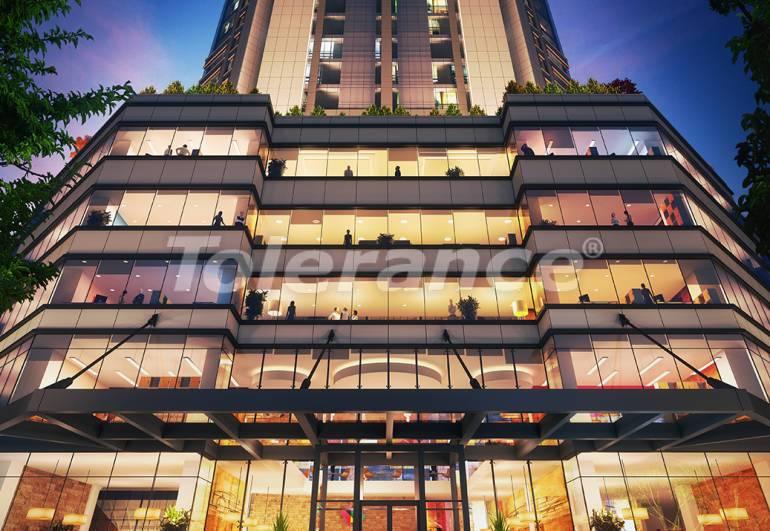 Просторные офисы в Шишли, Стамбул в современном комплексе с гарантией аренды на 3 года - 24709 | Tolerance Homes