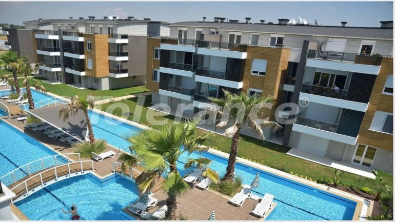 Просторные квартиры в Гузелоба, Анталия в комплексе с бассейном - 17088 | Tolerance Homes
