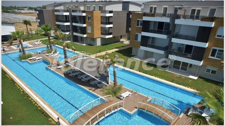 Просторные квартиры в Гузелоба, Анталия в комплексе с бассейном - 17080 | Tolerance Homes