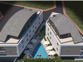 Недорогая трехкомнатная квартира в Ларе, Анталия в комплексе с бассейном - 17098 | Tolerance Homes