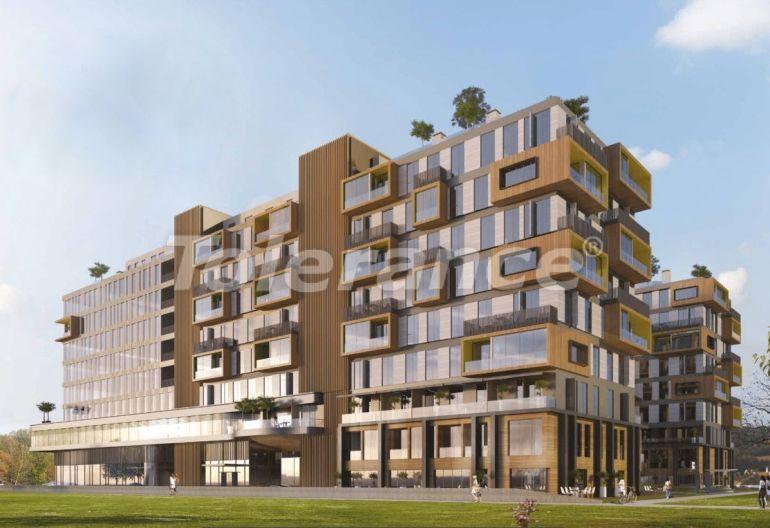 Новые готовые квартиры в Авджыларе, Стамбул в современном комплексе с рассрочкой до 6 месяцев - 17211 | Tolerance Homes