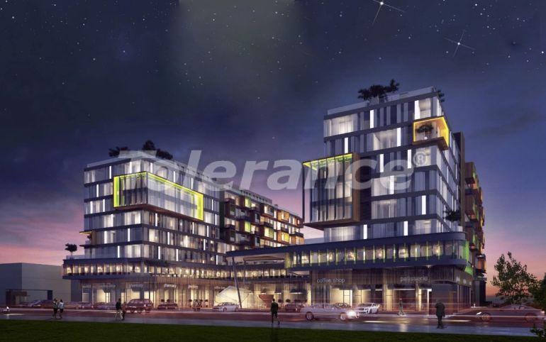 Новые готовые квартиры в Авджыларе, Стамбул в современном комплексе с рассрочкой до 6 месяцев - 17210 | Tolerance Homes