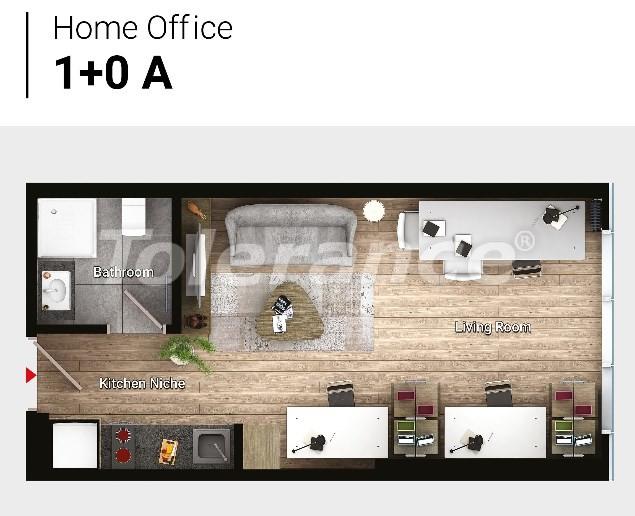Новые готовые квартиры в Авджыларе, Стамбул в современном комплексе с рассрочкой до 6 месяцев - 17175 | Tolerance Homes