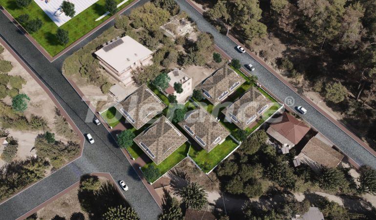 Современные виллы в Куздере, Кемер с большим садом - 17888 | Tolerance Homes