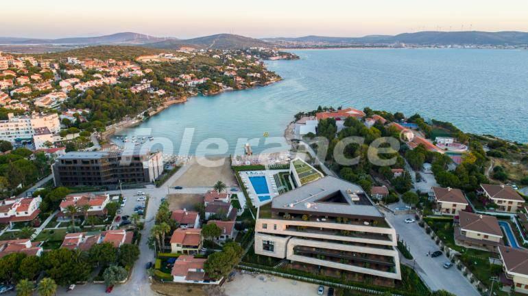 Шикарные квартиры в Чешме, Измир у моря с рассрочкой до 12 месяцев - 17432 | Tolerance Homes