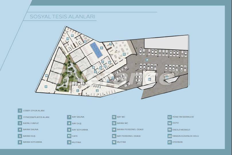 Шикарные квартиры в Чешме, Измир у моря с рассрочкой до 12 месяцев - 17421 | Tolerance Homes