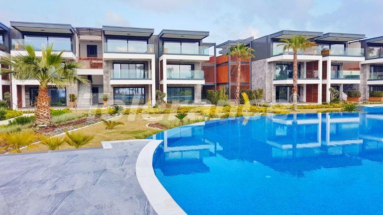Трехкомнатные квартиры в Бодруме на берегу моря - 17461   Tolerance Homes
