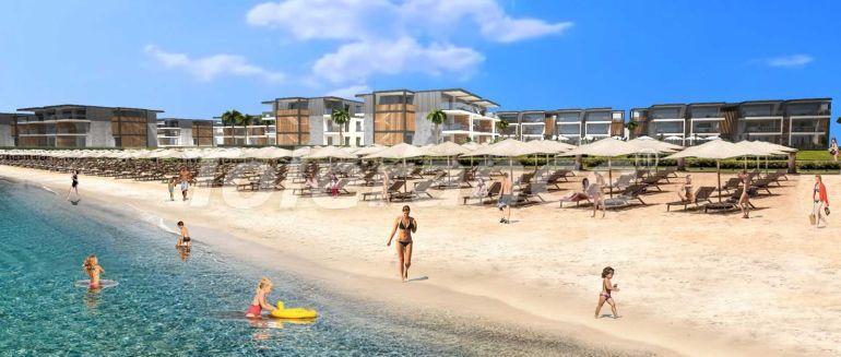 Трехкомнатные квартиры в Бодруме на берегу моря - 17463   Tolerance Homes