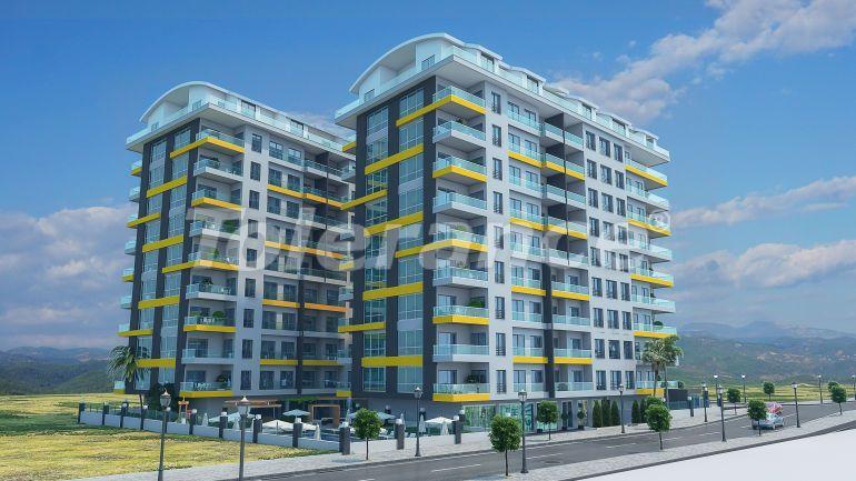 Новый современный комплекс в центре Аланьи от надежного застройщика - 17530 | Tolerance Homes