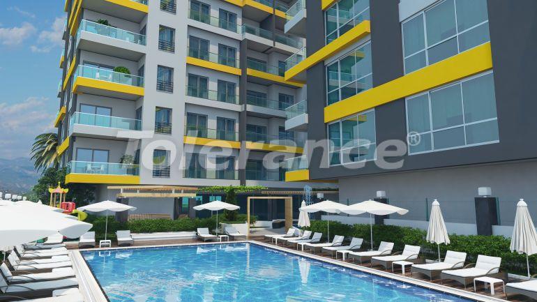 Новый современный комплекс в центре Аланьи от надежного застройщика - 17529   Tolerance Homes