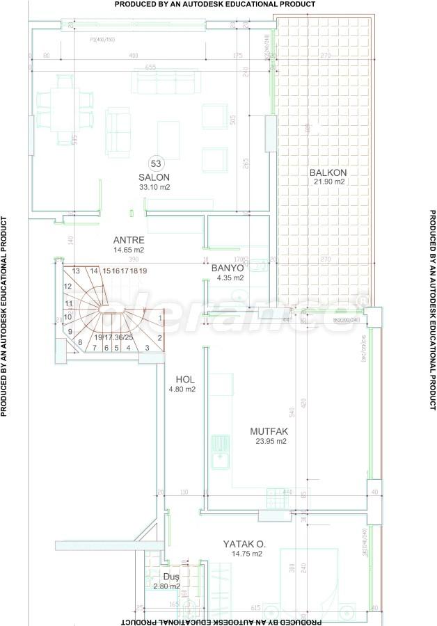 Новый современный комплекс в центре Аланьи от надежного застройщика - 17543 | Tolerance Homes