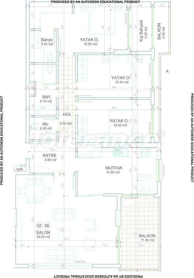 Новый современный комплекс в центре Аланьи от надежного застройщика - 17537 | Tolerance Homes