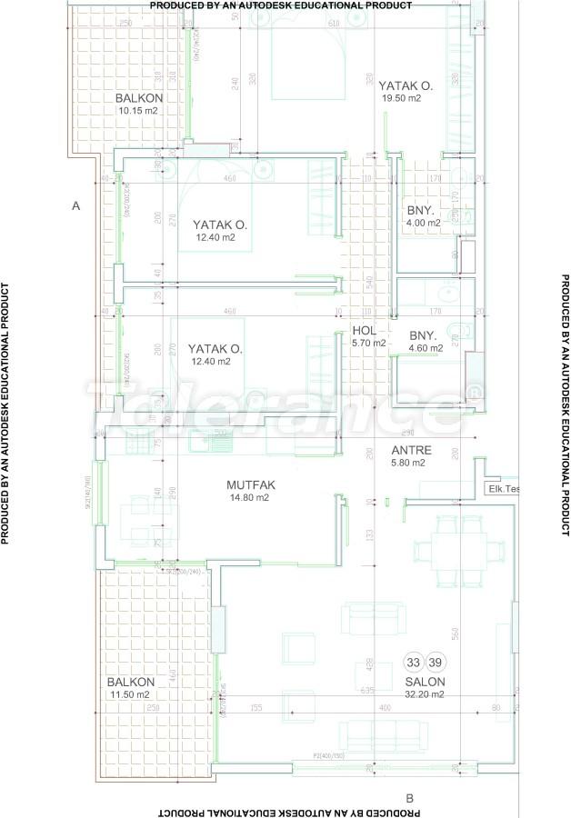 Новый современный комплекс в центре Аланьи от надежного застройщика - 17539 | Tolerance Homes