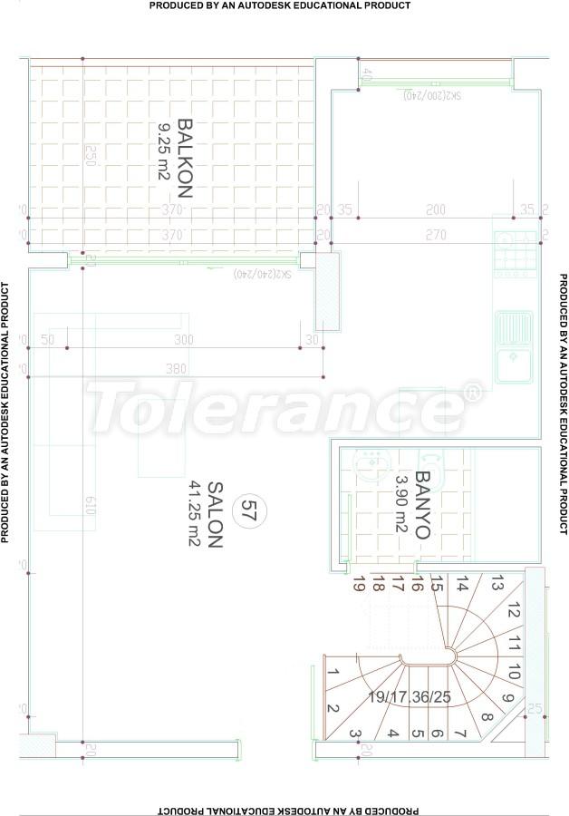 Новый современный комплекс в центре Аланьи от надежного застройщика - 17542   Tolerance Homes