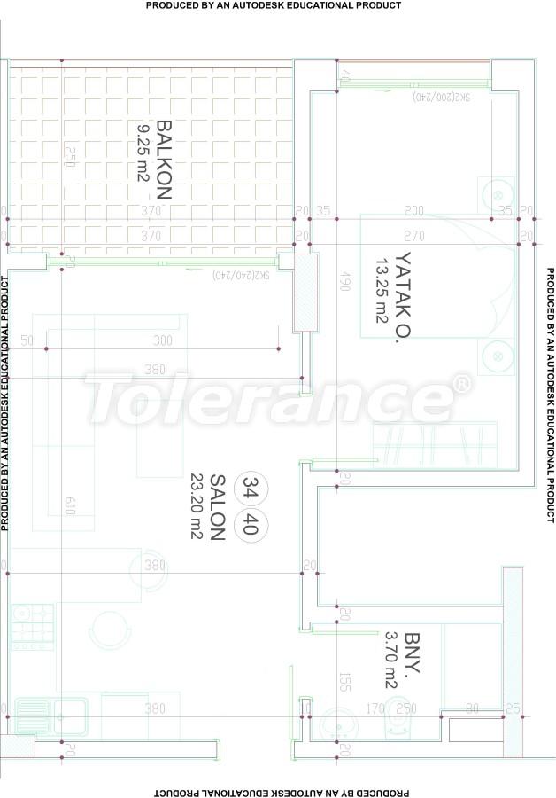 Новый современный комплекс в центре Аланьи от надежного застройщика - 17536 | Tolerance Homes