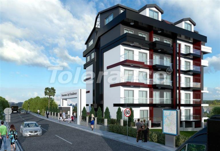 Квартиры в Кестеле, с бассейном и рассрочкой до 18 месяцев - 17878   Tolerance Homes