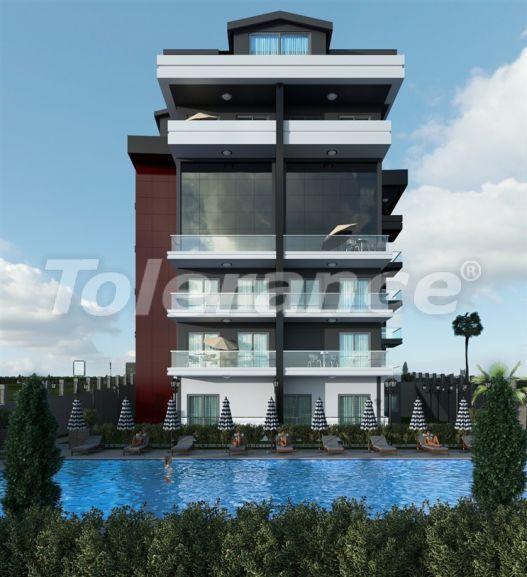 Квартиры в Кестеле, с бассейном и рассрочкой до 18 месяцев - 17882   Tolerance Homes