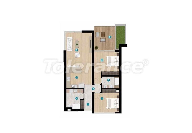 Эксклюзивные апартаменты в Чешме, Измир от лучшего застройщика с рассрочкой до 1 года рядом с морем - 17931 | Tolerance Homes