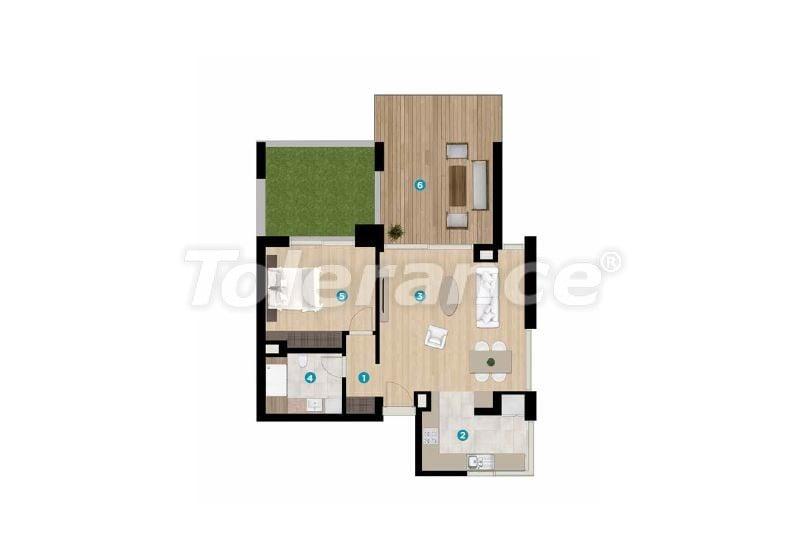 Эксклюзивные апартаменты в Чешме, Измир от лучшего застройщика с рассрочкой до 1 года рядом с морем - 17930 | Tolerance Homes