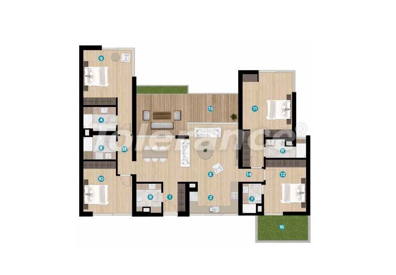 Эксклюзивные апартаменты в Чешме, Измир от лучшего застройщика с рассрочкой до 1 года рядом с морем - 17933 | Tolerance Homes