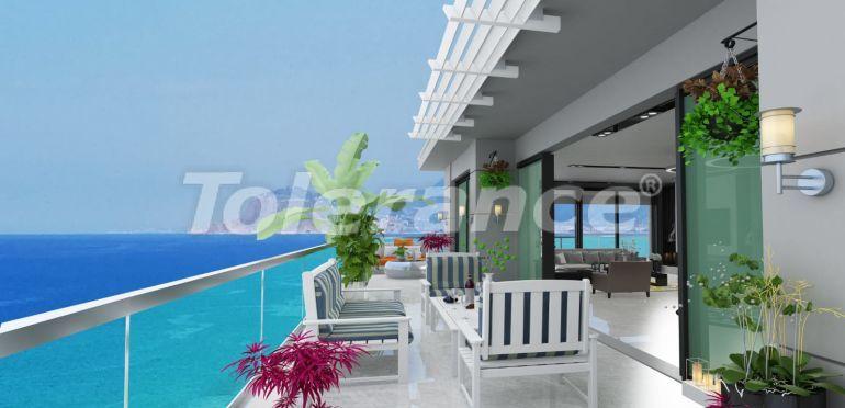 Апартаменты от застройщика в Алании класса люкс, 50м до моря - 18042 | Tolerance Homes
