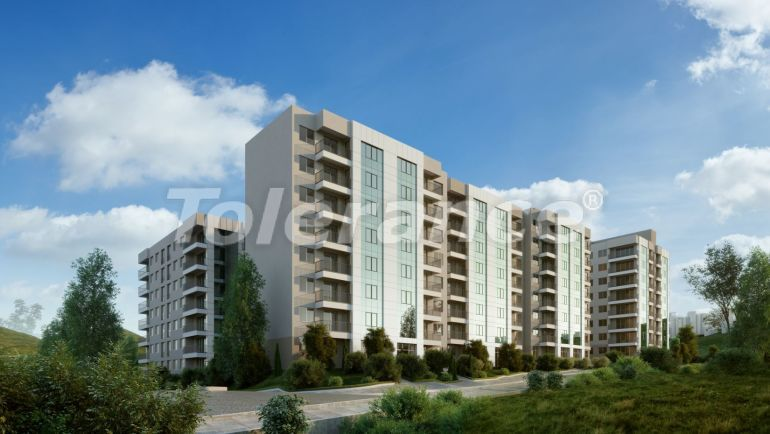 Недорогие квартиры в Измире с центральным газовым отоплением от лучшего застройщика - 18822 | Tolerance Homes