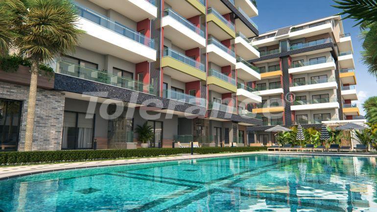 Современные апартаменты в Каргыджаке с бассейном от надежного застройщика с рассрочкой - 18128 | Tolerance Homes