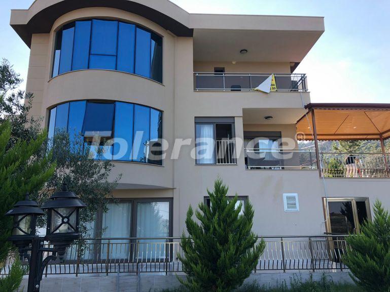 Отдельный дом в Гейкбаири, Анталия полностью меблированный с красивым видом на море и горы - 18432   Tolerance Homes