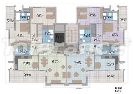 Квартиры в Оба в современном комплексе от застройщика с рассрочкой до 1 года - 18183 | Tolerance Homes