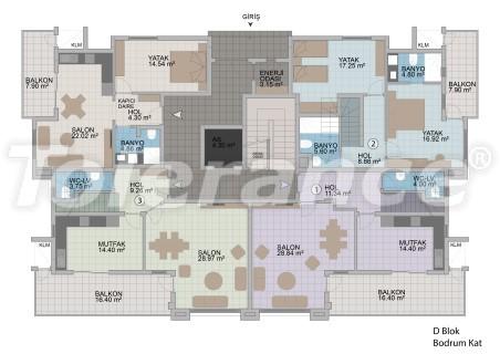 Квартиры в Оба в современном комплексе от застройщика с рассрочкой до 1 года - 18184 | Tolerance Homes