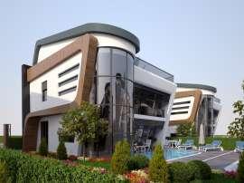 Отдельная вилла в Коньяалты, Анталия с частным бассейном и возможностью получения Турецкого гражданства - 18283 | Tolerance Homes