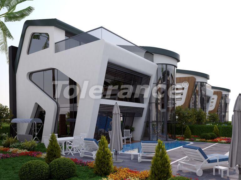 Отдельная вилла в Коньяалты, Анталия с частным бассейном и возможностью получения Турецкого гражданства - 18282   Tolerance Homes