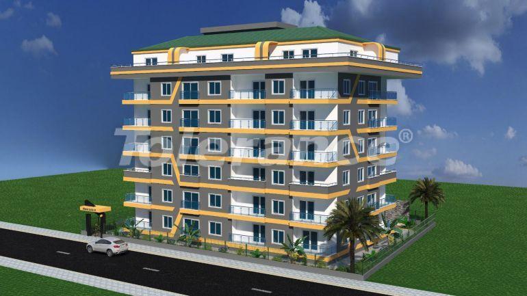 Современные апартаменты в Махмутларе у моря от надежного застройщика с рассрочкой - 18360 | Tolerance Homes