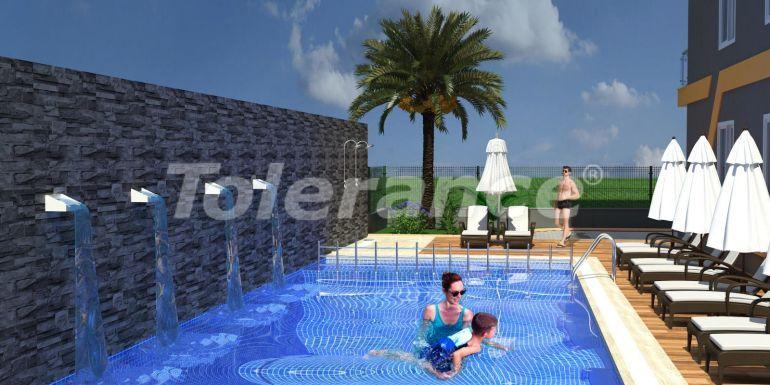 Современные апартаменты в Махмутларе у моря от надежного застройщика с рассрочкой - 18358 | Tolerance Homes