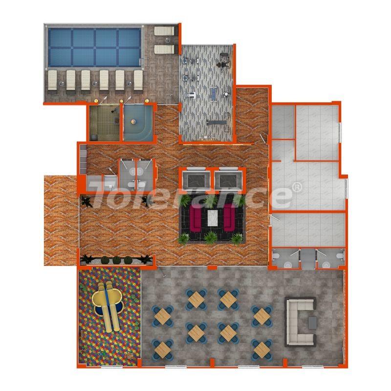 Современные апартаменты в Махмутларе у моря от надежного застройщика с рассрочкой - 18385 | Tolerance Homes