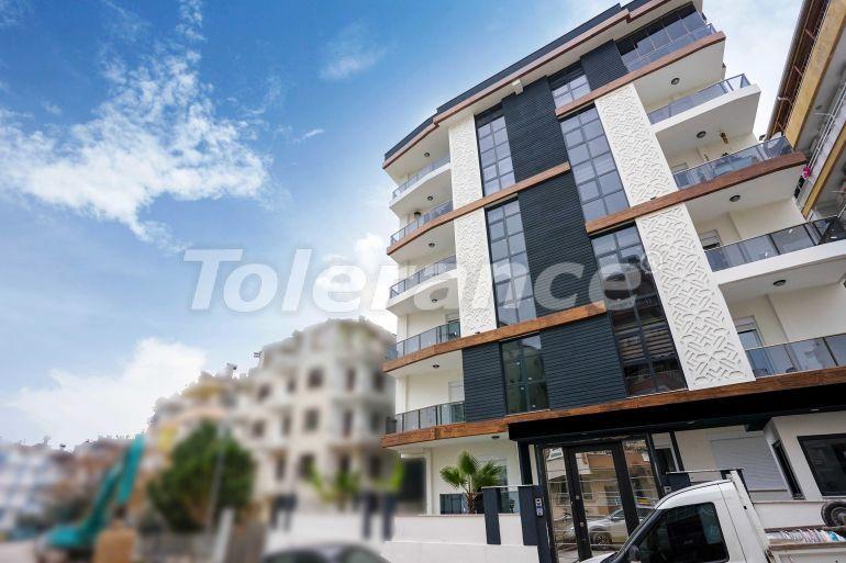 Квартиры в Муратпаша, Анталия  в комплексе с бассейном - 32474   Tolerance Homes