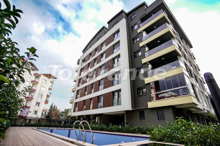 Современные квартиры в Унджалы, Коньяалты в комплексе с бассейном - 32180   Tolerance Homes