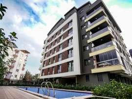 Современные квартиры в Унджалы, Коньяалты в комплексе с бассейном - 32180 | Tolerance Homes