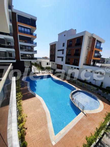 Ультрасовременные квартиры в Кепезе, Анталия в  комплексе с бассейном - 30159 | Tolerance Homes