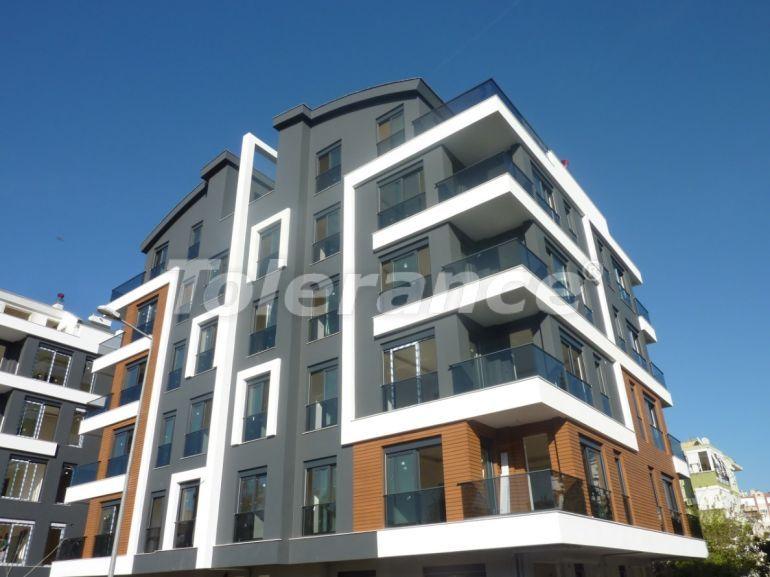 Современные квартиры в центре города Анталия от застройщика - 22026 | Tolerance Homes