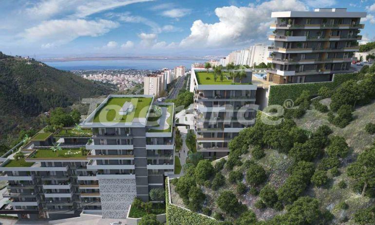 Современные апартаменты в Измире с роскошным видом на море и лес - 19249   Tolerance Homes
