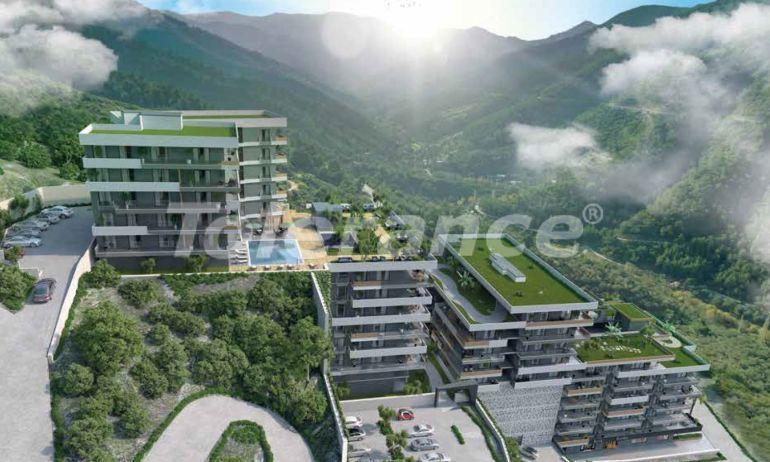 Современные апартаменты в Измире с роскошным видом на море и лес - 19220   Tolerance Homes