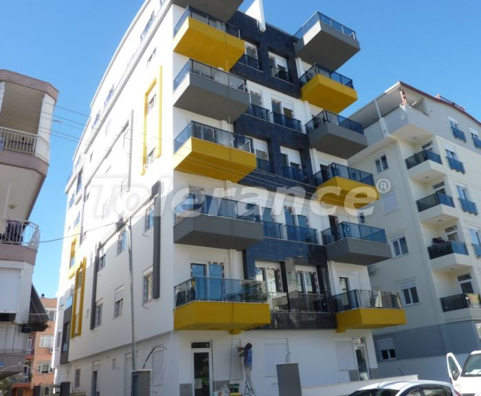 Современные квартиры в центре Анталии с газовым отоплением - 24006 | Tolerance Homes