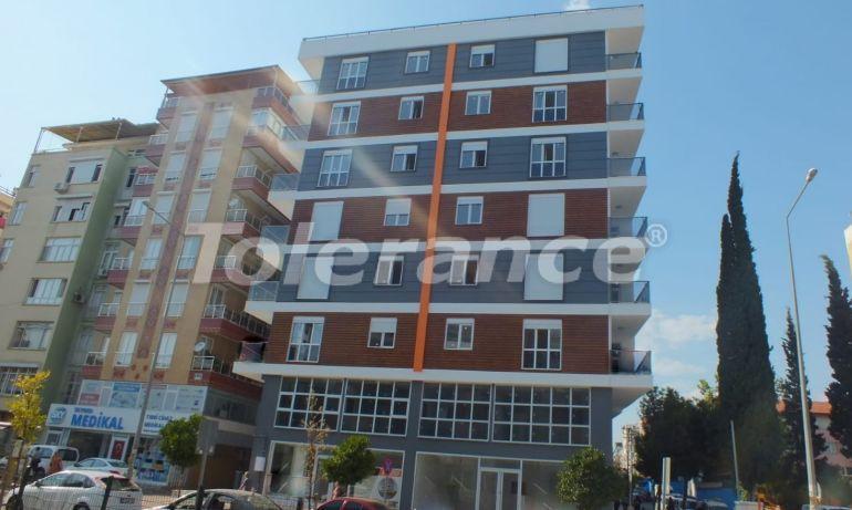 Просторные квартиры в центре Анталии с газовым отоплением - 19842 | Tolerance Homes