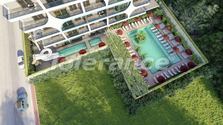 Недорогие апартаменты в Махмутларе, Аланья - 20449   Tolerance Homes