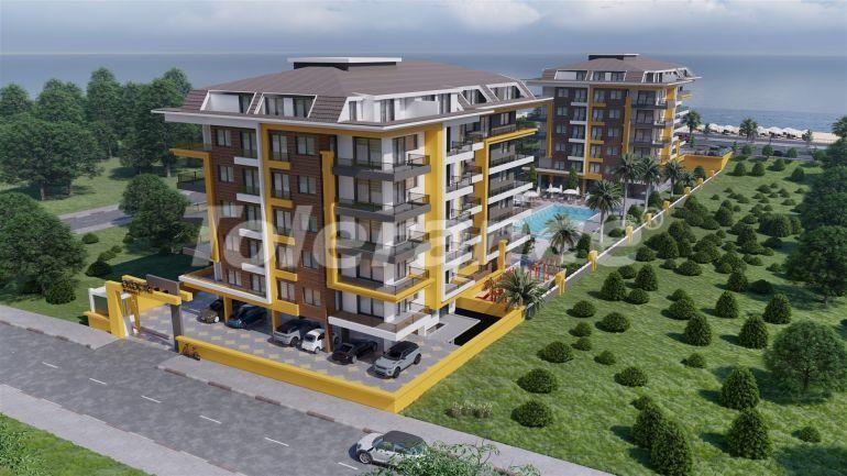 Апартаменты в Кестеле от надежного застройщика с рассрочкой до 1 года рядом с морем - 20405 | Tolerance Homes