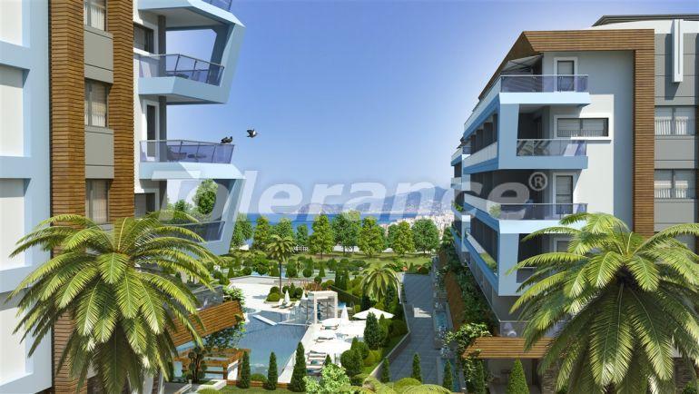 Элитные апартаменты в Каргыджаке, Аланья от одного из лучших застройщиков - 20480   Tolerance Homes