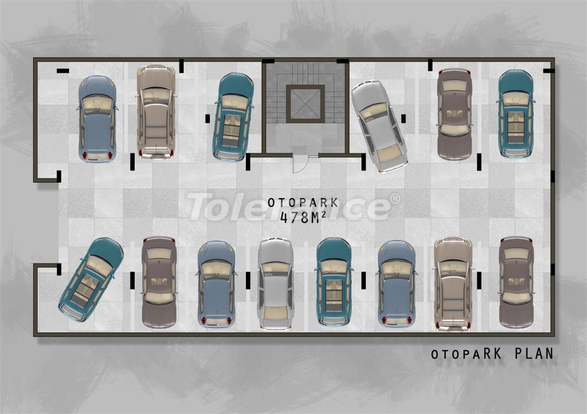 Новый проект в Каргиджаке с отдельной инфраструктурой для женщин и мужчин - 20732 | Tolerance Homes